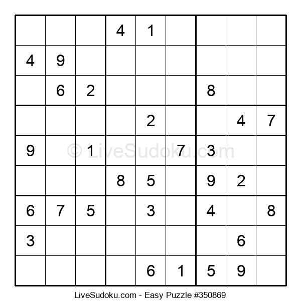Beginners Puzzle #350869