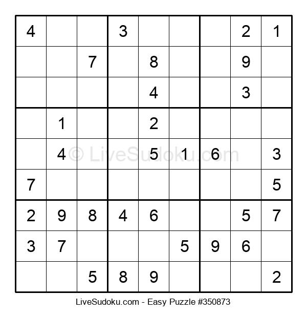 Beginners Puzzle #350873