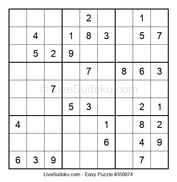 Beginners Puzzle #350874