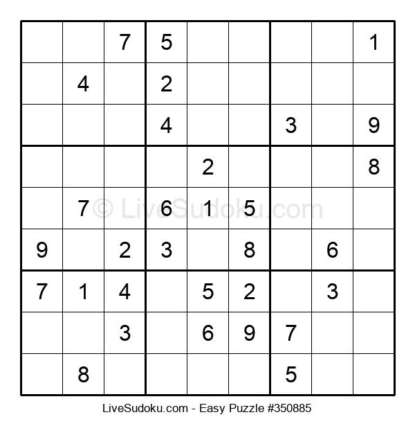 Beginners Puzzle #350885