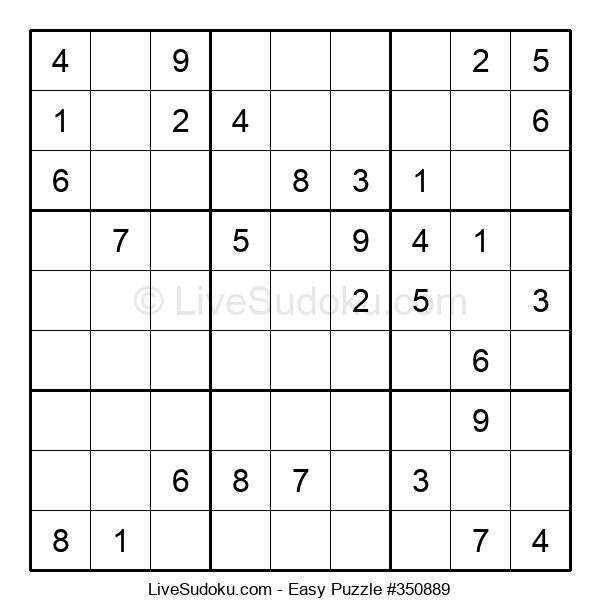 Beginners Puzzle #350889