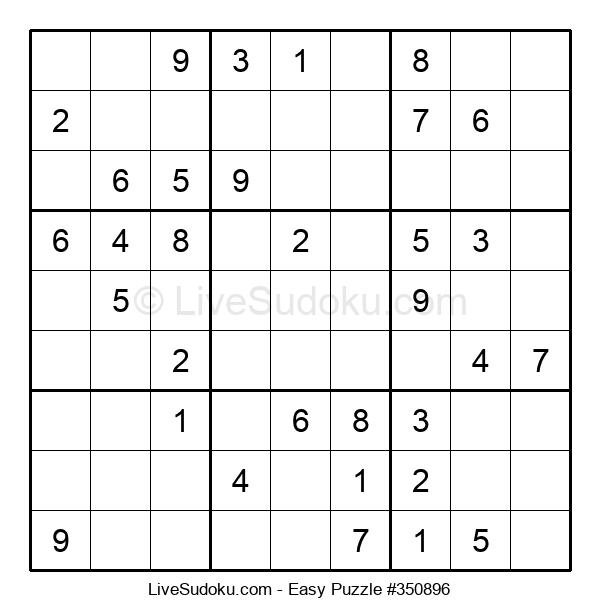 Beginners Puzzle #350896