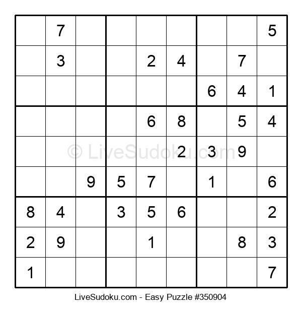 Beginners Puzzle #350904