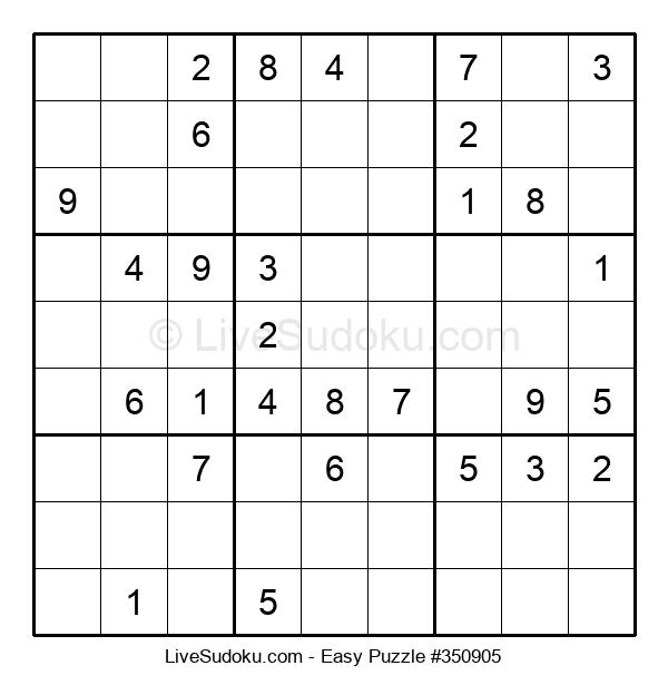 Beginners Puzzle #350905