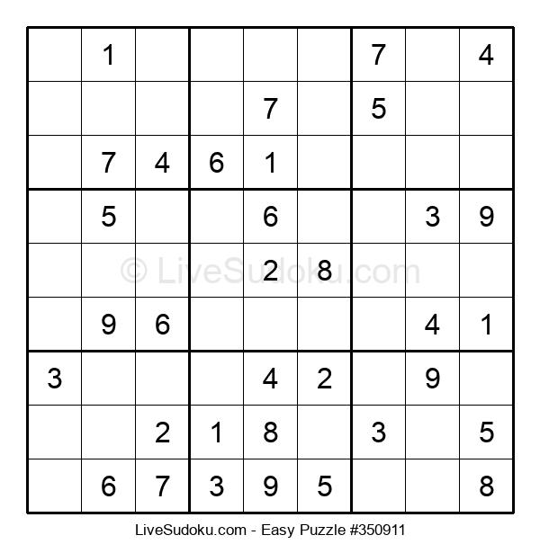 Beginners Puzzle #350911