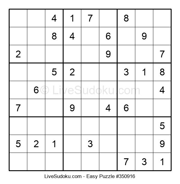 Beginners Puzzle #350916