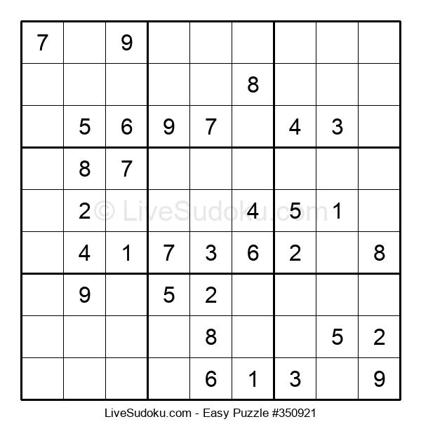 Beginners Puzzle #350921
