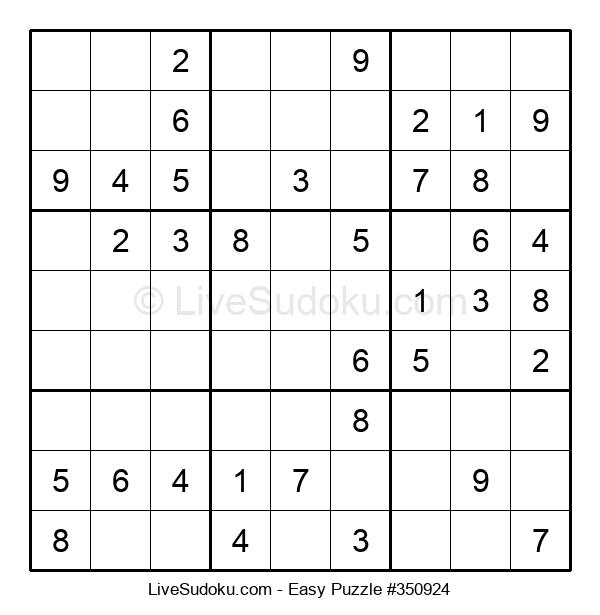 Beginners Puzzle #350924