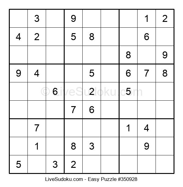 Beginners Puzzle #350928