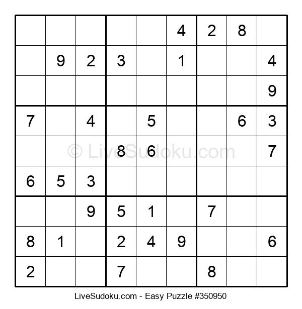 Beginners Puzzle #350950