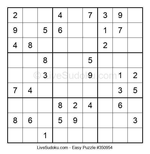 Beginners Puzzle #350954