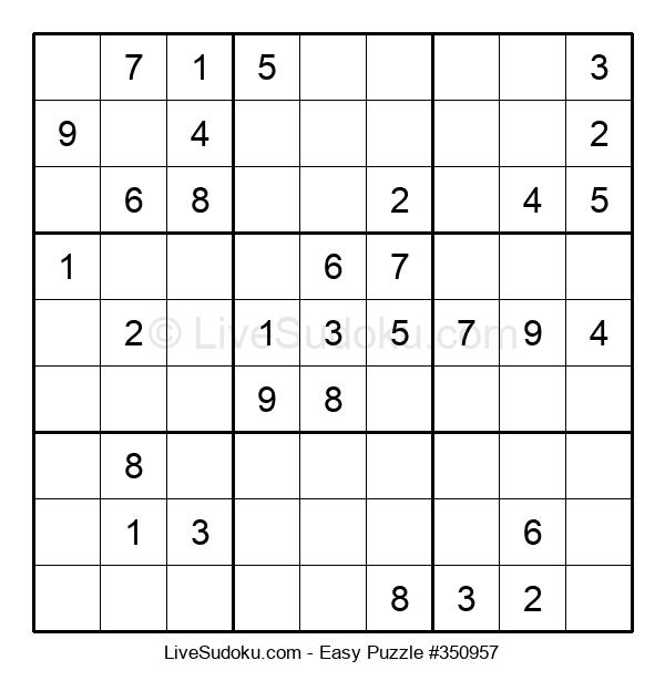 Beginners Puzzle #350957