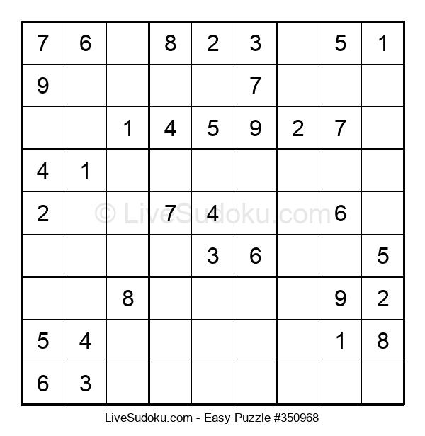 Beginners Puzzle #350968