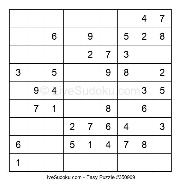 Beginners Puzzle #350969