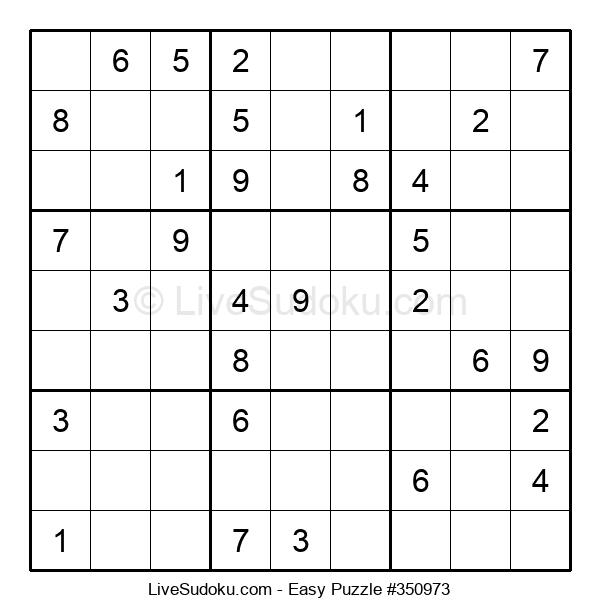 Beginners Puzzle #350973