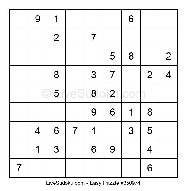 Beginners Puzzle #350974