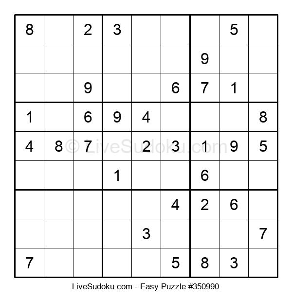 Beginners Puzzle #350990