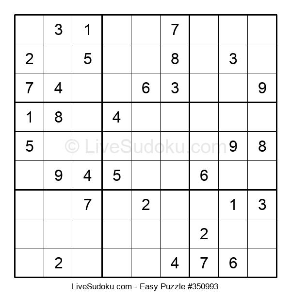 Beginners Puzzle #350993