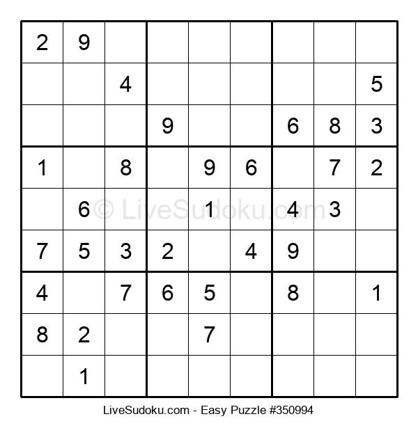 Beginners Puzzle #350994