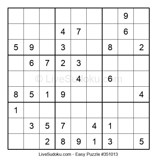Beginners Puzzle #351013