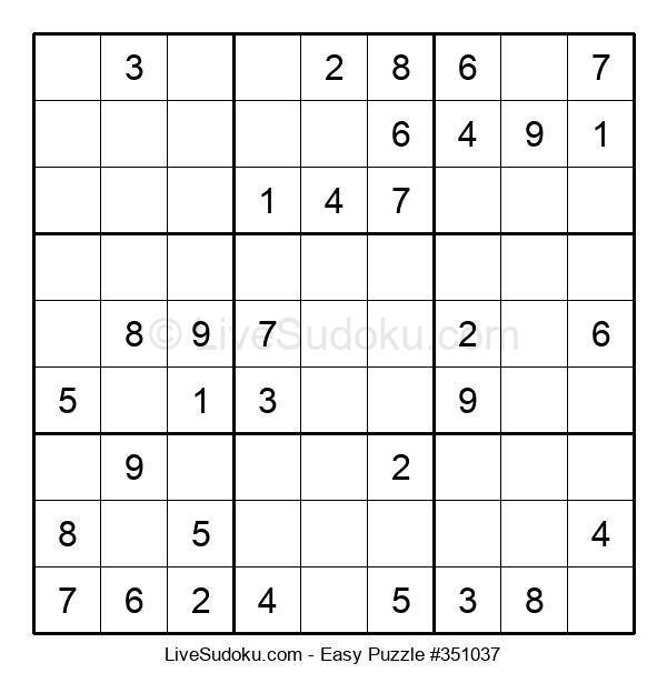 Beginners Puzzle #351037