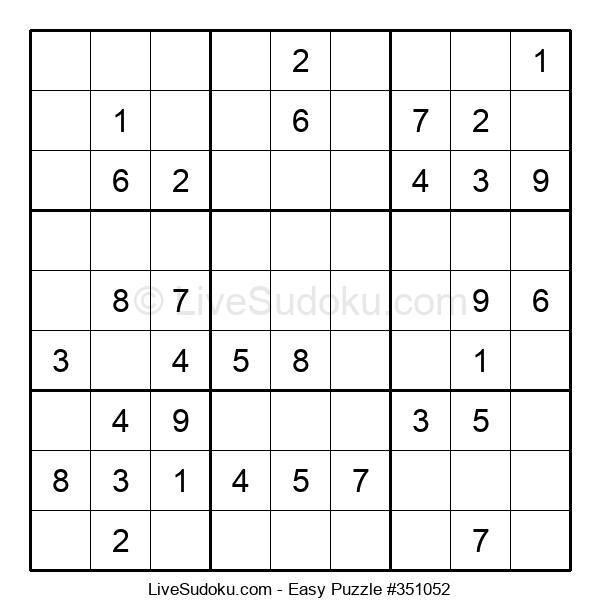 Beginners Puzzle #351052