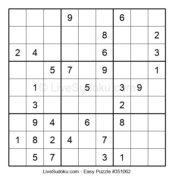 Beginners Puzzle #351062