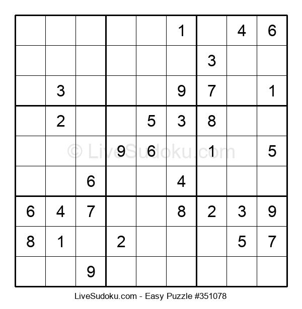 Beginners Puzzle #351078
