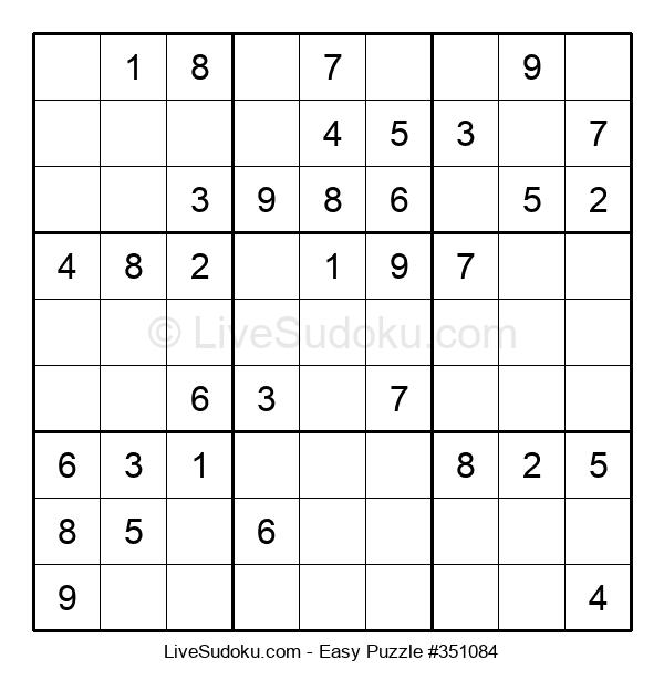 Beginners Puzzle #351084