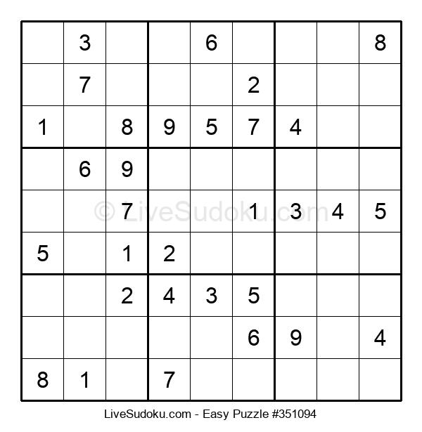 Beginners Puzzle #351094