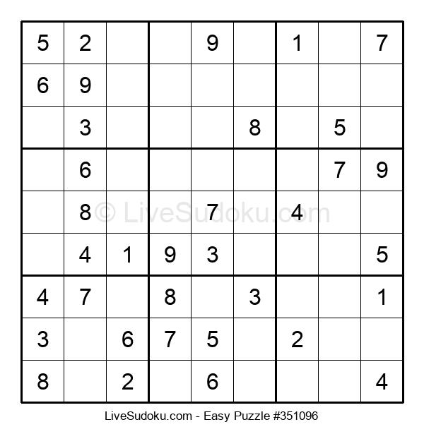 Beginners Puzzle #351096