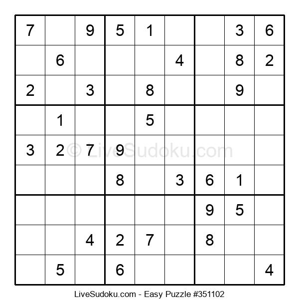 Beginners Puzzle #351102