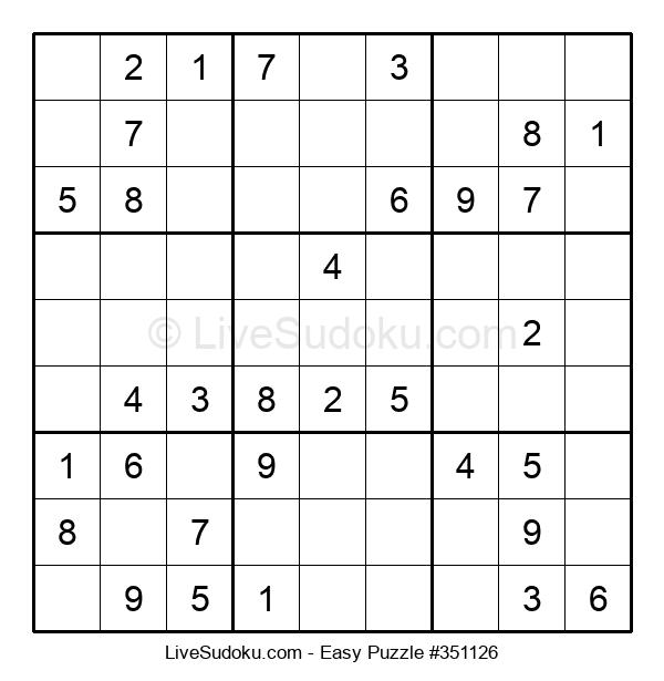 Beginners Puzzle #351126