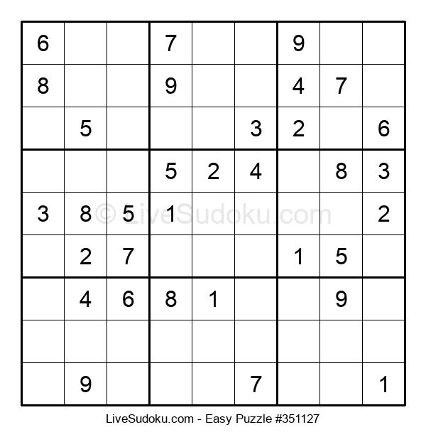 Beginners Puzzle #351127