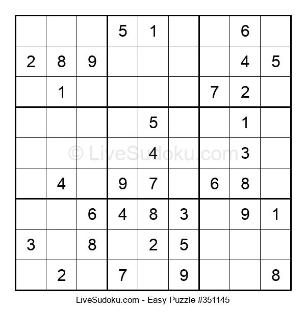 Beginners Puzzle #351145