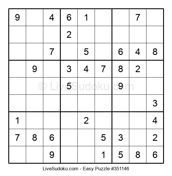 Beginners Puzzle #351146