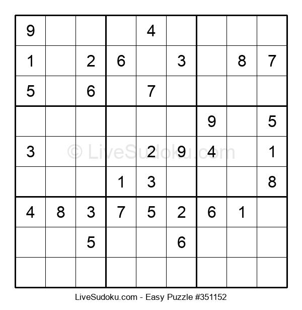 Beginners Puzzle #351152