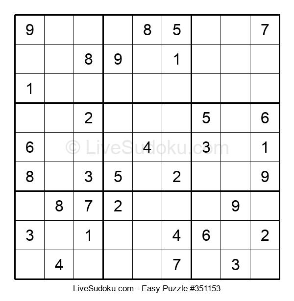 Beginners Puzzle #351153