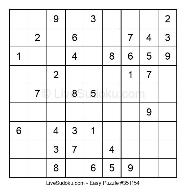 Beginners Puzzle #351154