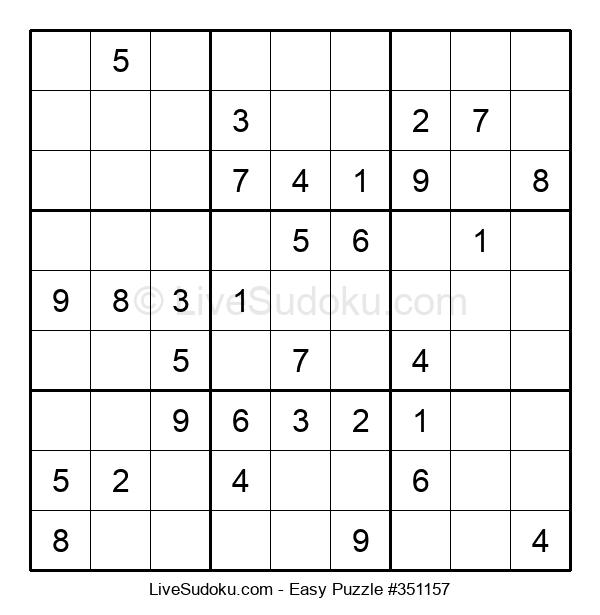 Beginners Puzzle #351157