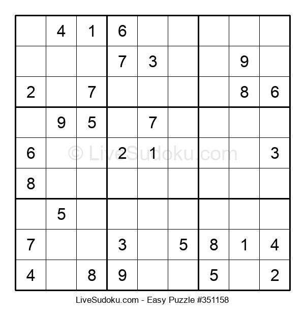 Beginners Puzzle #351158
