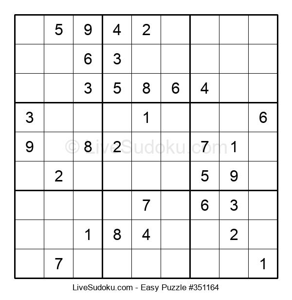 Beginners Puzzle #351164