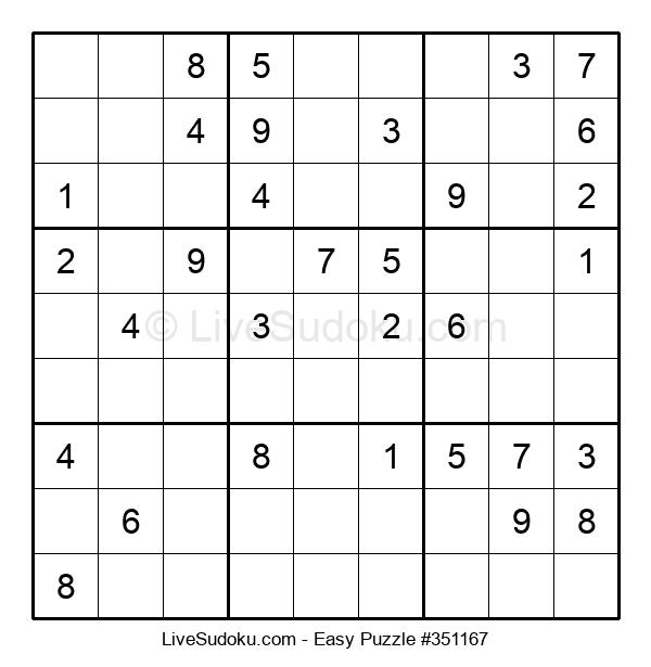 Beginners Puzzle #351167