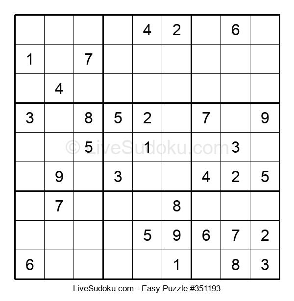 Beginners Puzzle #351193