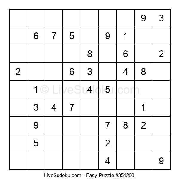 Beginners Puzzle #351203