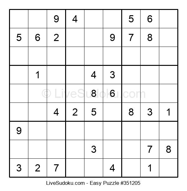 Beginners Puzzle #351205