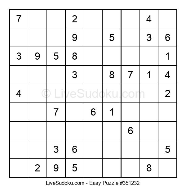 Beginners Puzzle #351232