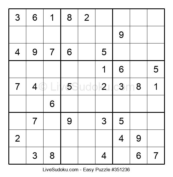 Beginners Puzzle #351236