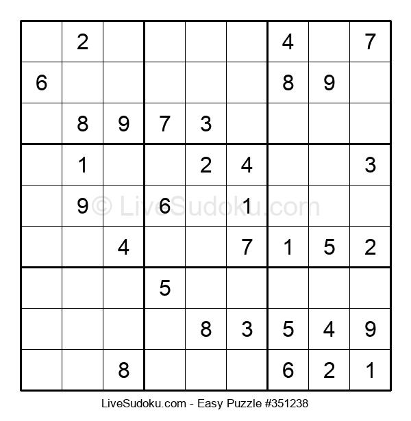 Beginners Puzzle #351238