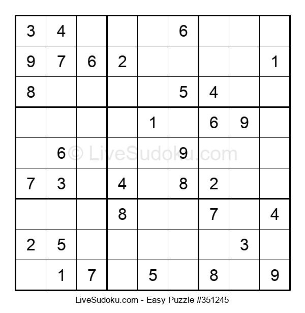 Beginners Puzzle #351245